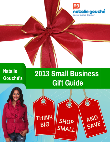Natalie Gouche's 2013 Holiday Gift Guide