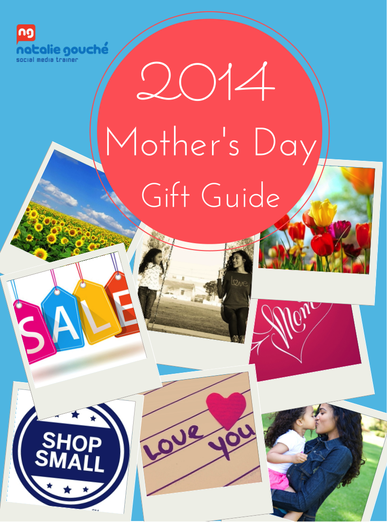 2014 mother's day gift guide by natalie gouche