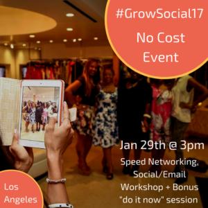 #GrowSocial17